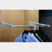 Wardrobe Lift Side Mount - 10 Soft Close