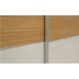 Wardrobe Sliding Partition Profile Aluminium Profile