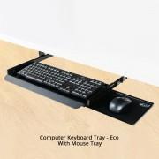 Computer Keyboard Tray - Eco