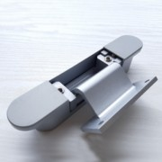 Concealed Hinge - 2D  Wall to Door