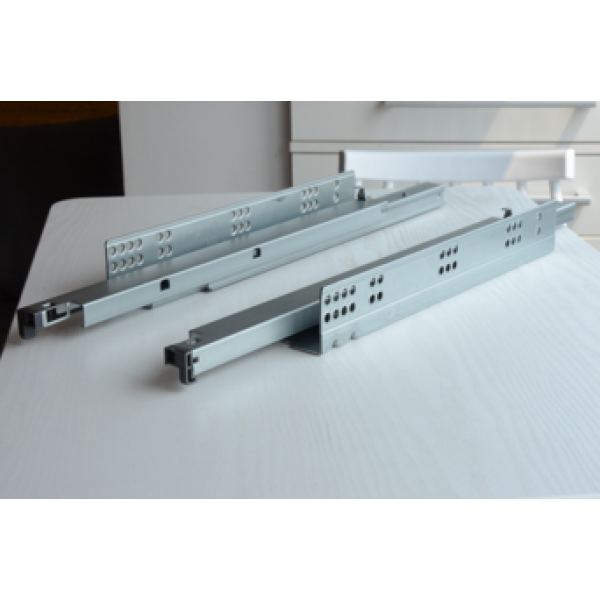 Concealed Drawer Slides - Slim 2 (with facia bracket)