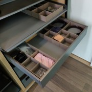 Drawer Partition Wardrobe
