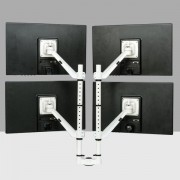 Flat Screen Holder - Quadruple Arm