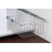 Pullout Basket for Wardrobe