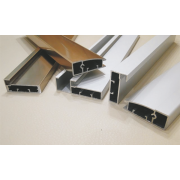 Aluminium Profile Glass Shutter