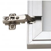 Aluminium Profile Glass Shutter (I)