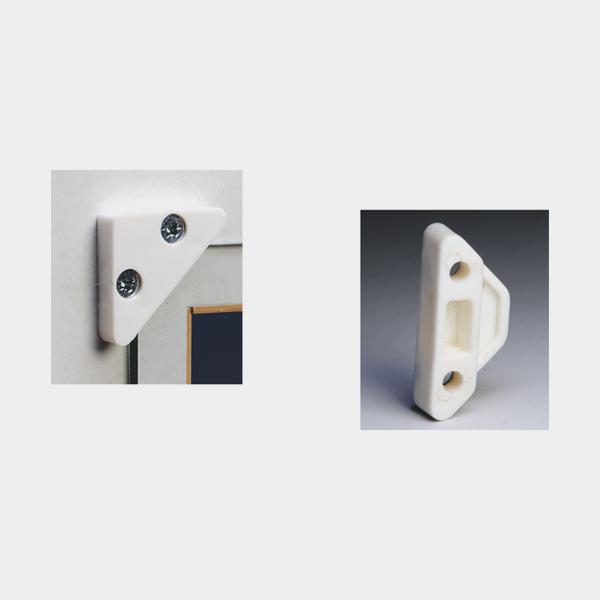 Glass Corner Holder / Glass Side Holder