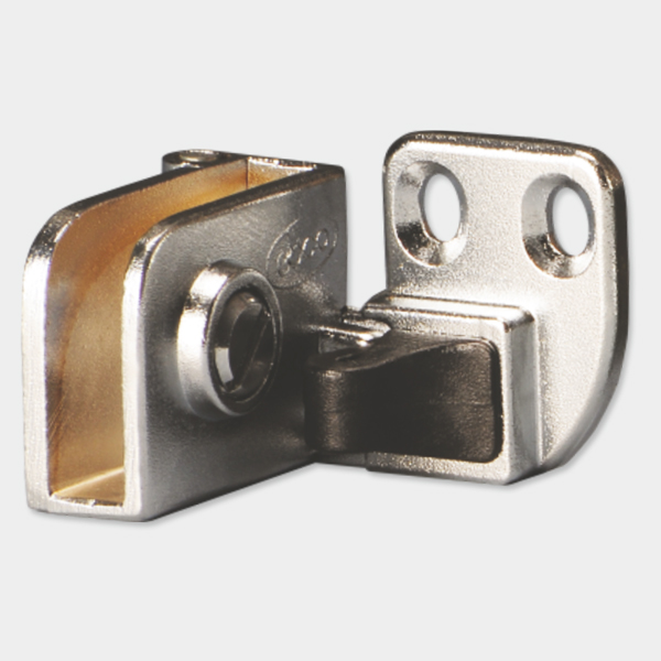 Glass Hinge - Inset
