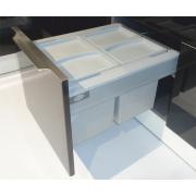 Drawer Built-in-bin - 34 Liters