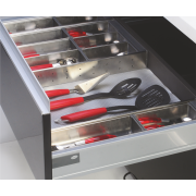 Pro-Motion Drawer System - 'N Series'  (Silver Grey)