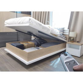 Pro-Lift Electric Bed Fittings - Heavy Duty with Remote Control & Switch Control