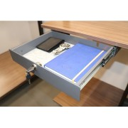 Safe Drawer Mini - Single (With Felt Mat & Cam Lock)
