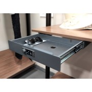 Safe Drawer Mini - Single (With Felt Mat & Touch Pad Lock)