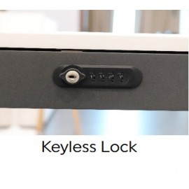 Safe Drawer - Top Mount Combination Lock