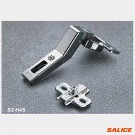Salice 45° Cross Corner Hinge