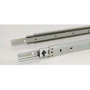 Sleek Telescopic Drawer Slides - (I) 30