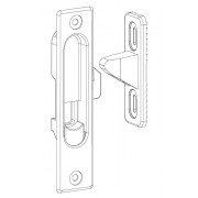 Sliding Window Latch - Easy