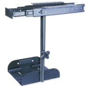 Telescopic CPU Stand - Swivel & Pullout