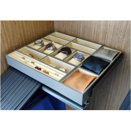 Wardrobe Drawer Organiser