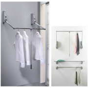 Wardrobe Lift Wall Mount - 10