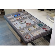 Wardrobe Pullout Drawer Organiser (Soft Close)