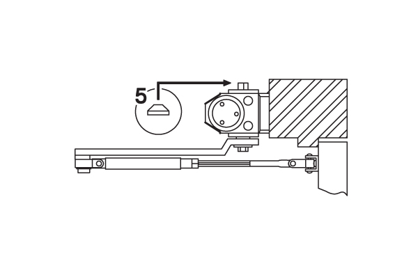 Ebco Door Closer - DC 301