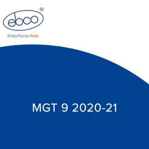 MGT 9 2020-21