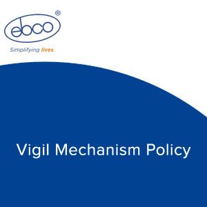 Vigil Mechanism Policy